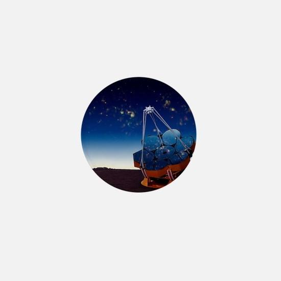 Giant Magellan Telescope, artwork Mini Button