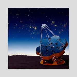 Giant Magellan Telescope, artwork Queen Duvet