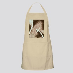 Gall bladder and liver Apron