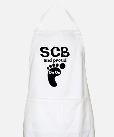 SCB And Proud Apron