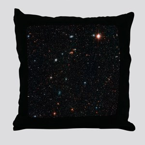 Halo stars in Andromeda Galaxy Throw Pillow