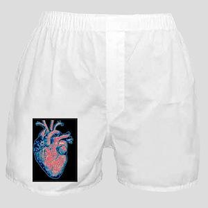 Heart Boxer Shorts
