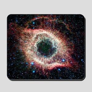 Helix nebula, infrared Spitzer image Mousepad