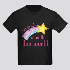 1st Grade Is Outta This World T-Shirt
