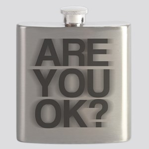 Are You OK? Funny, fuzzy Flask