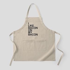 I Like Bacon on my Bacon Apron