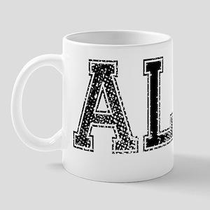ALEF, Vintage Mug