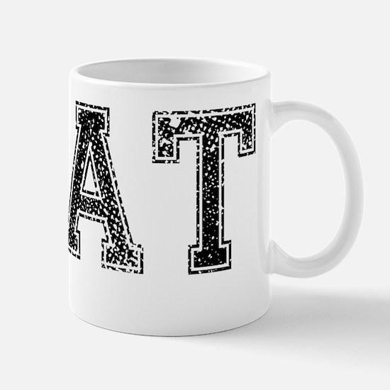 BRAT, Vintage Mug