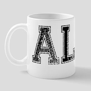 ALAS, Vintage Mug