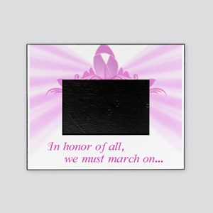 Breast Cancer Awareness Design #2 (T Picture Frame