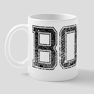 BOZO, Vintage Mug