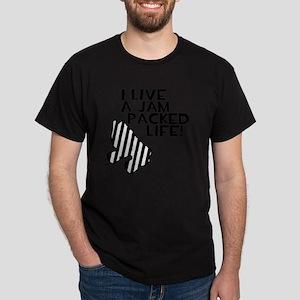 Referee - Jam Packed Life Dark T-Shirt