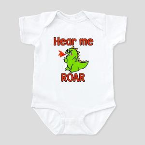 Hear Me ROAR Infant Bodysuit