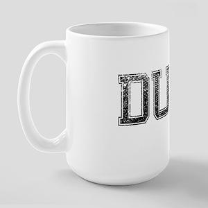 DURN, Vintage Large Mug