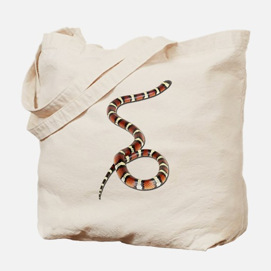 Milk Snake Photo Tote Bag