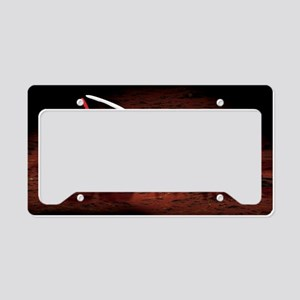 Redtails Lic License Plate Holder