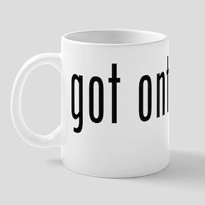 Got Ontology? Mug