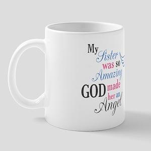 My Sister An Angel - Mug