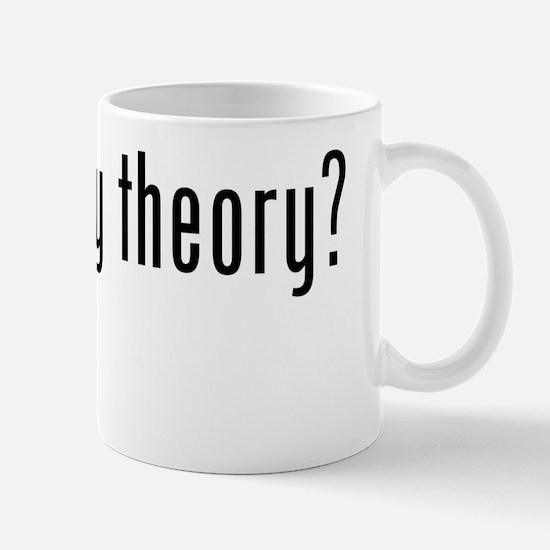 Got Literary Theory? Mug