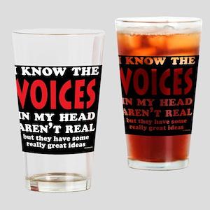 VoicesShoulderbag Drinking Glass