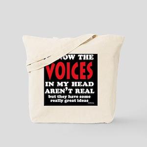 VoicesShoulderbag Tote Bag