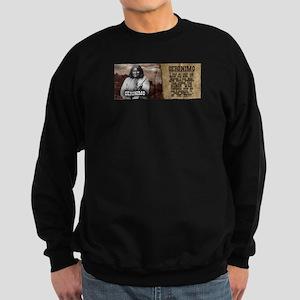 Geronimo Historical Sweatshirt