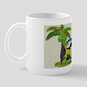 Its 5 Oclock happy palms Mug