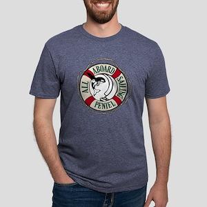 All Aboard Sailing Logo T-Shirt