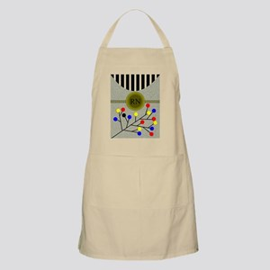 RN abstract cell phone case Apron