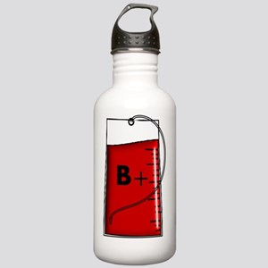 Blood bag large Stainless Water Bottle 1.0L