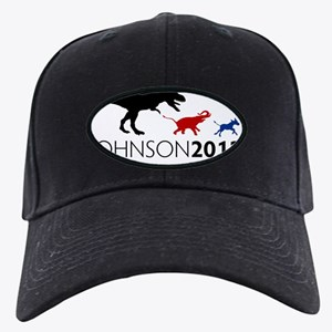 Gary Johnson 2012 Revolution Black Cap