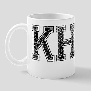 KHAN, Vintage Mug
