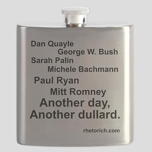 Dullards! Flask