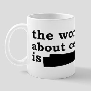 censorshipbumper Mug
