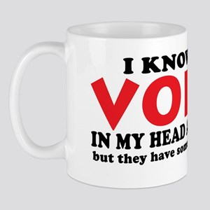 Voices14x6 Mug