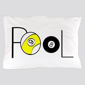 Word Pool Pillow Case