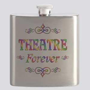 Theatre Forever Flask