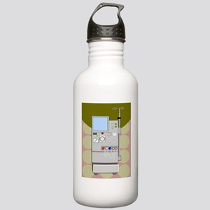 dialysis CP green Stainless Water Bottle 1.0L