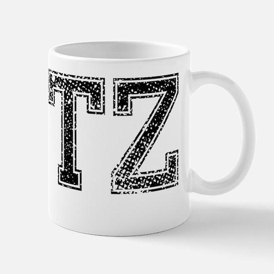 LUTZ, Vintage Mug