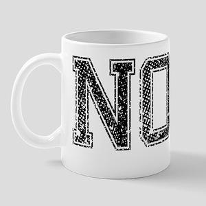 NOBS, Vintage Mug