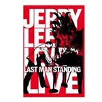 Last Man Standing Live Postcards (Package of 8)