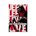 Last Man Standing Live Magnet