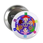 """World Peace 2.25"""" Button (100 pack)"""