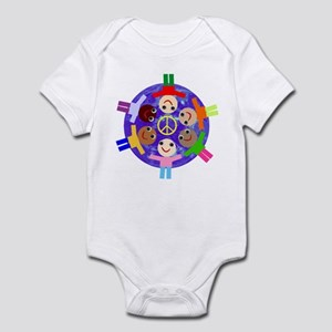 World Peace Infant Bodysuit