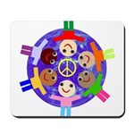 World Peace Mousepad
