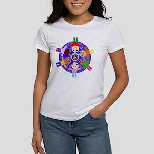 World Peace Women's T-Shirt