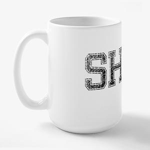 SHMO, Vintage Large Mug