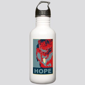 Hope: Kakapo Parrot Bi Stainless Water Bottle 1.0L