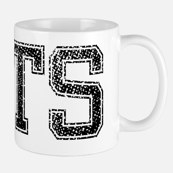 TITS, Vintage Mug