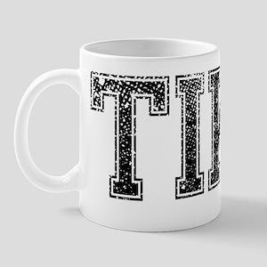 TIKA, Vintage Mug